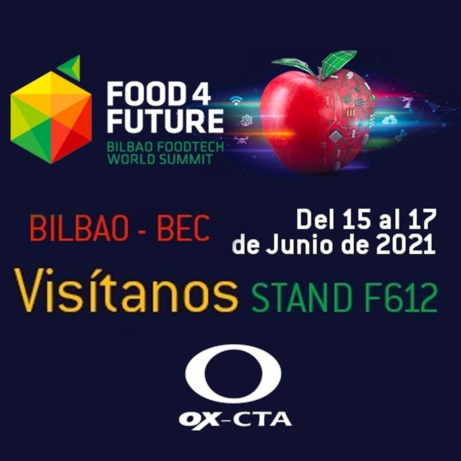 OX-CTA y FOOD 4 FUTURE